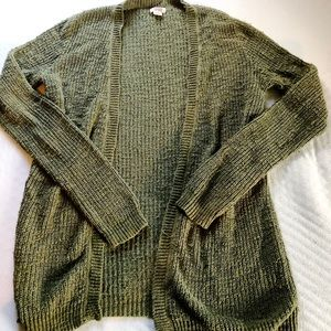 Mossimo knitted sweater